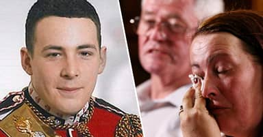 Lee Rigby's Mum Sends Message To Those Using His Image Against Black Lives Matter