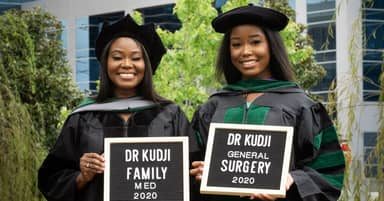 Mum And Daughter Graduate From Medical School To Start Careers As Doctors Together In Louisiana State University Health System