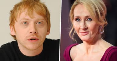 Rupert Grint Is Latest Harry Potter Star To Speak Out Against J.K. Rowling's Transphobic Tweets