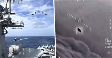 Senate Admits US Navy Has A UFO Task Force