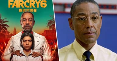 Far Cry 6 PSN Leak Confirms Breaking Bad's Giancarlo Esposito Will Star