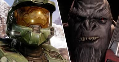 Stunning New Halo Infinite Gameplay Revealed On Next-Gen Xbox