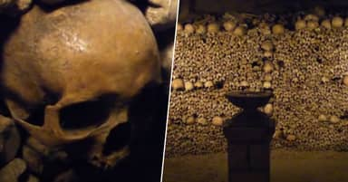 Remains Of 500 People Killed In French Revolution Found Hidden Behind Chapel Wall In Paris