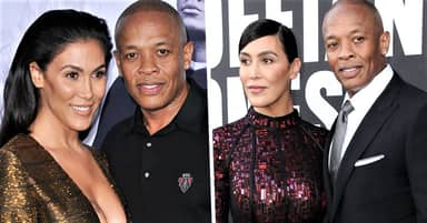 Dr Dre Responds To Wife's Divorce Filing And Reveals They Have Prenup