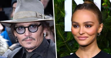 Johnny Depp Says Giving Daughter Lily-Rose Marijuana At 13 Was 'Responsible' Parenting