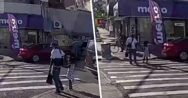 Man Shot Dead In New York While Walking With 6-Year-Old Daughter