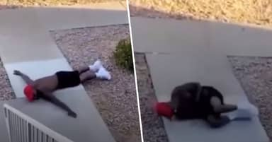 Black Man Shot With Bean Bags By Arizona Cops As He Lay On Ground