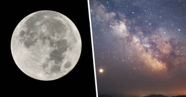 The Moon And Four Other Planets Will Be Visible With The Naked Eye Tonight