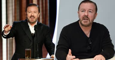 Ricky Gervais Says Cancel Culture Is A 'Weird Sort Of Fascism'