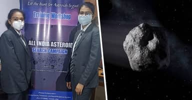 Schoolgirls Discover Asteroid Heading Towards Earth