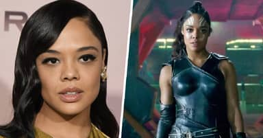 Tessa Thompson Says Increased Diversity Is A 'Pretty Big Deal' In Marvel's Phase 4
