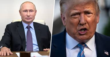 Trump Says He Never Mentioned Bounties To Putin Because It's 'Fake News'