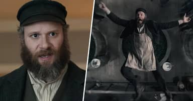 Seth Rogen's An American Pickle Is Ridiculous But His Performance Is Terrific