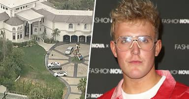 FBI Were Searching For Evidence Of Looting When They Raided Jake Paul's Los Angeles Mansion