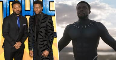 Black Panther Director Ryan Coogler Says He's 'Broken' By Chadwick Boseman's Death