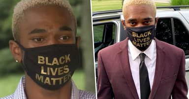 Student Forced To Remove Black Lives Matter Mask At Graduation Ceremony In Pennsylvania