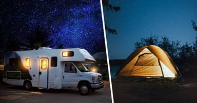 Company Will Pay You $1,000 To Go Camping For Two Days Without Internet
