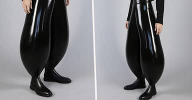 Inflatable Trousers Selling For $2,000 Can't Be Worn In Heat Or Daylight