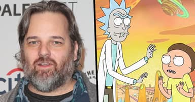 People Want Rick And Morty Cancelled After Old Dan Harmon 'Baby Rape' Video Resurfaces