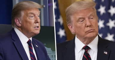 Trump Phones Fox News To Say True 2020 Election Results Won't Be Known For 'Years'