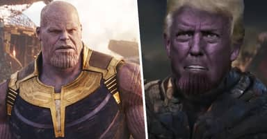 Avengers: Endgame Deepfaked With Trump As Thanos Is Hilarious And Terrifying