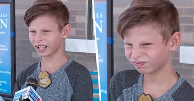 Foster Kid From Oklahoma Receives Thousands Of Adoption Enquiries After Emotional Video