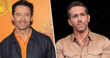 Hugh Jackman Is Down For A Face/Off Remake With Ryan Reynolds