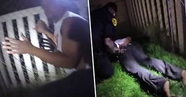 Salt Lake City Police Order Dog To Attack Black Man On His Knees With Hands Raised