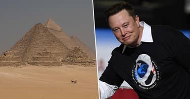 Elon Musk Invited To Visit Pyramids After Saying 'Aliens Built Them' On Twitter