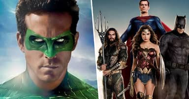 Ryan Reynolds Re-Edits Green Lantern So It Crosses Over With Justice League