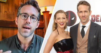 Ryan Reynolds Says Marrying Blake Lively At Former Plantation Was A 'Giant F*cking Mistake'