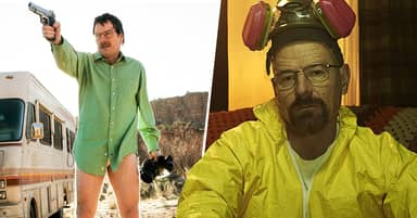Bryan Cranston Says He'll Play Walter White Again 'In A Second'