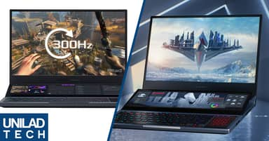 ASUS ROG Zephyrus Duo 15 Review: When One 4K Display Just Isn't Enough