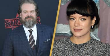 Stranger Things Star David Harbour Marries Singer Lily Allen