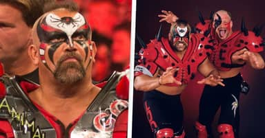 WWE's Legion Of Doom Legend Joseph Laurinaitis Dies Aged 60