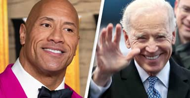 The Rock Just Endorsed Joe Biden For President