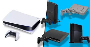 PlayStation 5 Won't Be Backwards-Compatible With Pre-PS4 Consoles