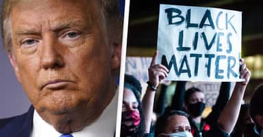 Trump Just Signed Executive Order Claiming Anti-Racism Is The Real Racism