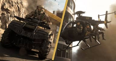 Call Of Duty: Warzone Removes All Vehicles After Game-Breaking Glitch