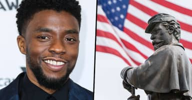 Thousands Sign Petition To Replace Confederate Statue With Chadwick Boseman Memorial