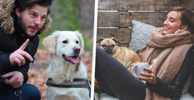 Majority Of Pet Owners Admit To Cancelling Plans To Hang Out With Their Dog