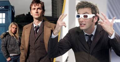 David Tennant Voted Best Doctor Who Of All Time