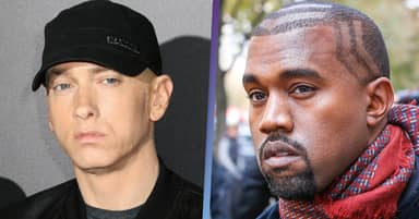 Eminem And Dr. Dre Are Reuniting For Special Kanye West Remix