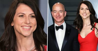 MacKenzie Scott Becomes World's Richest Woman