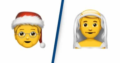 Apple's New iOS Update Includes Gender-Neutral Mx Claus Emoji