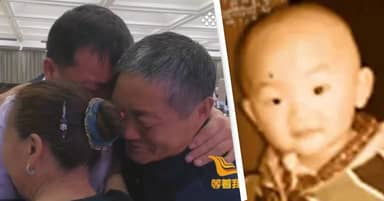 Parents Reunited With Son 38 Years After He Was Abducted From Home