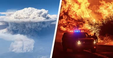 America's Wildfires Are So Intense, They're Creating Their Own Thunderstorms