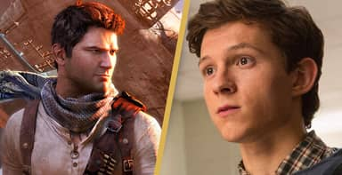 Tom Holland Says Uncharted Movie Is 'Everything I Dreamed It Would Be'