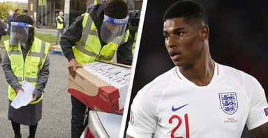 Marcus Rashford 'Proud To Be British' After Overwhelming Response To School Meal Campaign