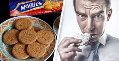 McVitie's Invented Digestives To Help Stop Flatulence